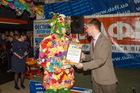 Победители Первого всеукраинского фестиваля уличного искусства