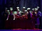 «Обед» с театром Раду Поклитару