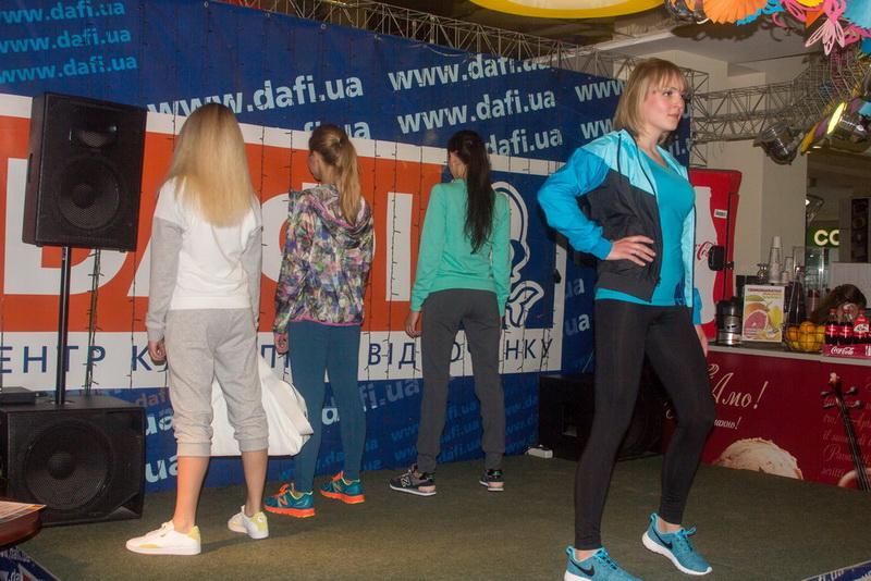 Шоппинг-марафон по ТРЦ «Дафи»