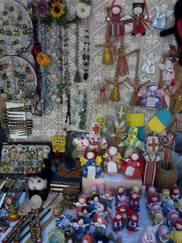 Выставка-ярмарка (ТК Пассаж, 28-30.04.2015)