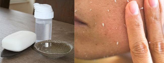 Пилинг лица с кальцием хлоридом в домашних условиях