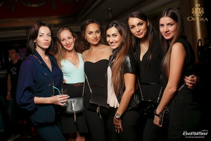 BEPUBLIC party (3.10.2015, OPERA Club)
