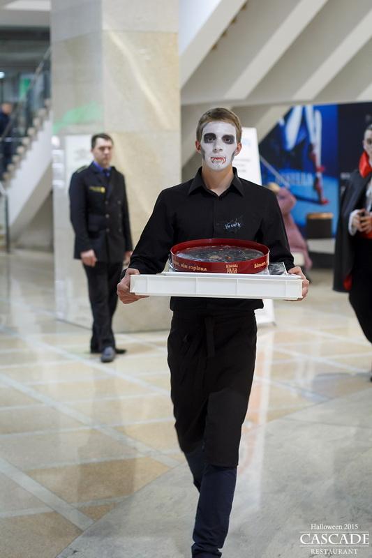 Halloween (Каскад Ресторан, 31.10.2015)