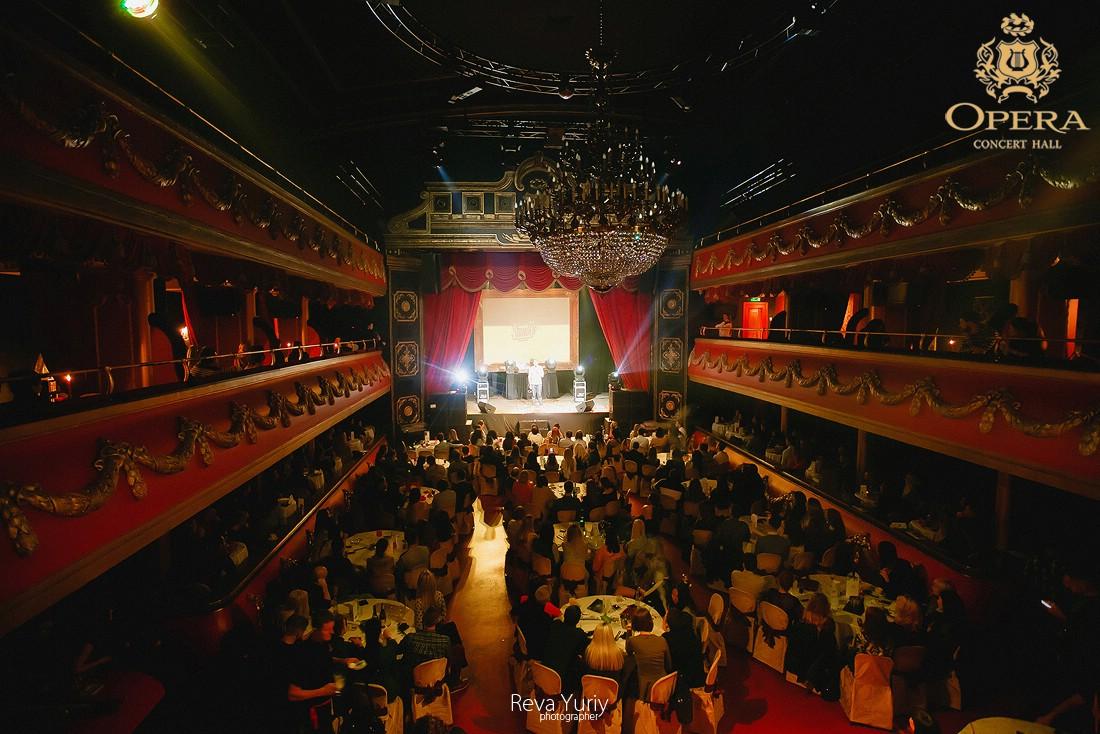 Концерт STAND UP l DNEPR CITY (13.11.2015, OPERA Club)