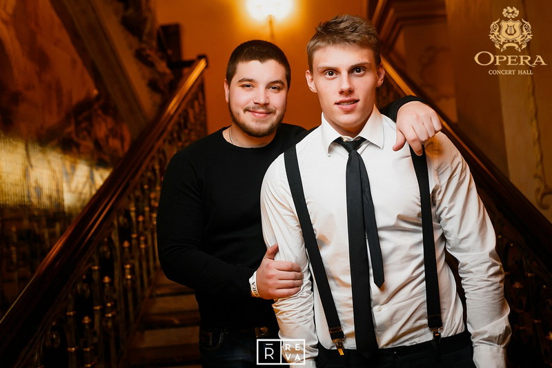 NEW YEAR party (31.12.2015, OPERA Club)