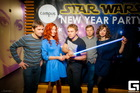 STAR WARS NEW YEAR PARTY (Campus Bar, 31.12.2015)