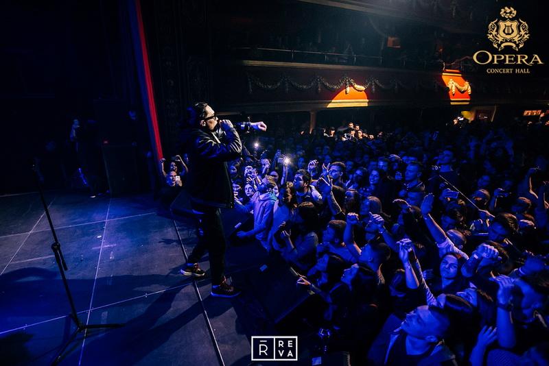 Концерт СКРИПТОНИТ (OPERA Club, 27.02.2016)