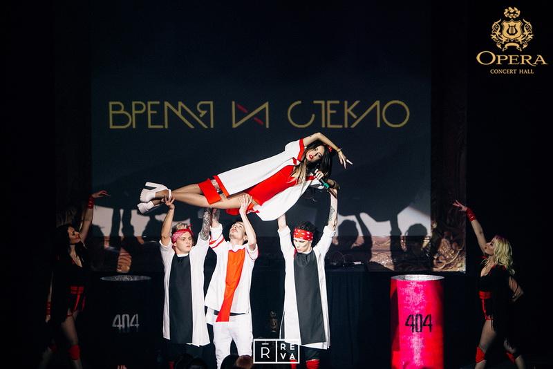 ВРЕМЯ И СТЕКЛО (OPERA Club, 19.03.2016)