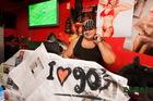 I love 90's party в Бамба ля Бамба 9 сентября 2016