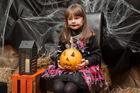 Страшно веселый Halloween в ТК Наша Правда 29.10.16