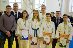 Чемпионат Днепропетровской области U21 по дзюдо