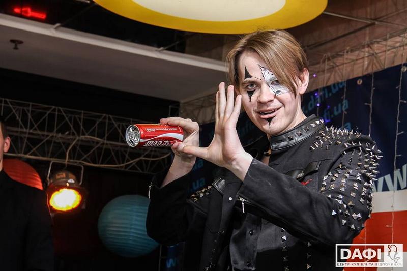 Открытие III Всеукраинского Фестиваля уличного искусства