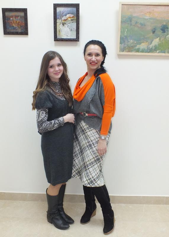 Виставку живопису «Україна: від Сходу до Заходу»