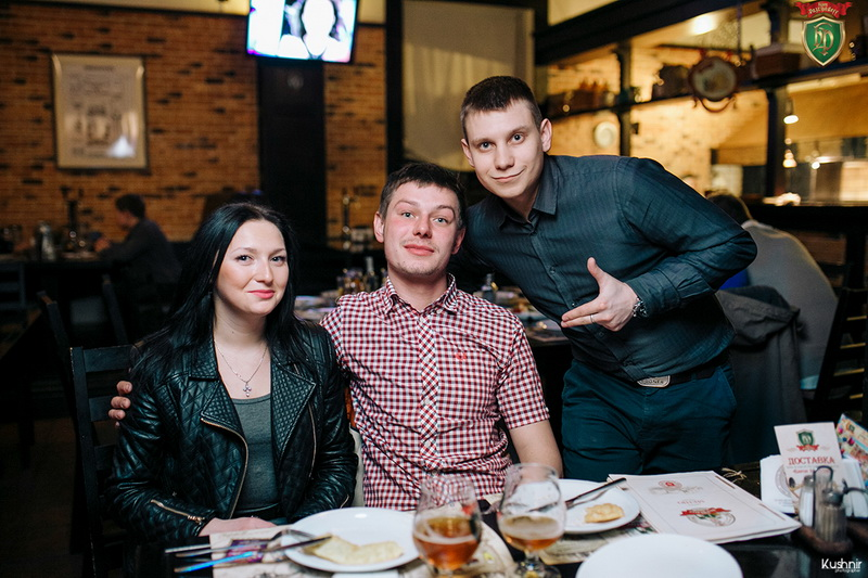 Барон Разгуляефф, 16 марта