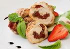 Клубничное искушение: Три оригинальных блюда с клубникой