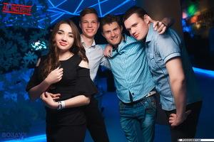 All inclusive (18.05.2017: NK Chameleon, Berlin beer club, КБ Ricco, Чайная)