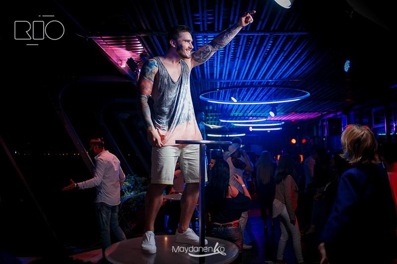 3 июня в Rio Club
