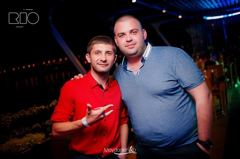 16 июня в Rio Club