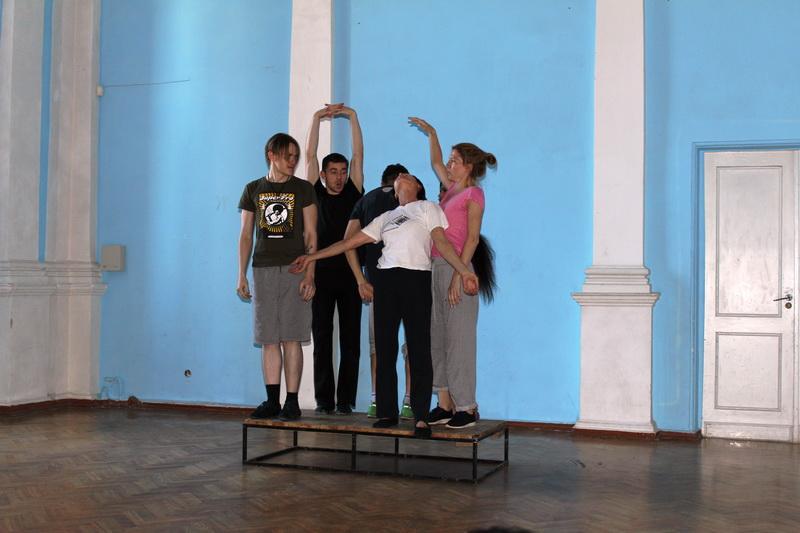 Физический театр – искусство в символах