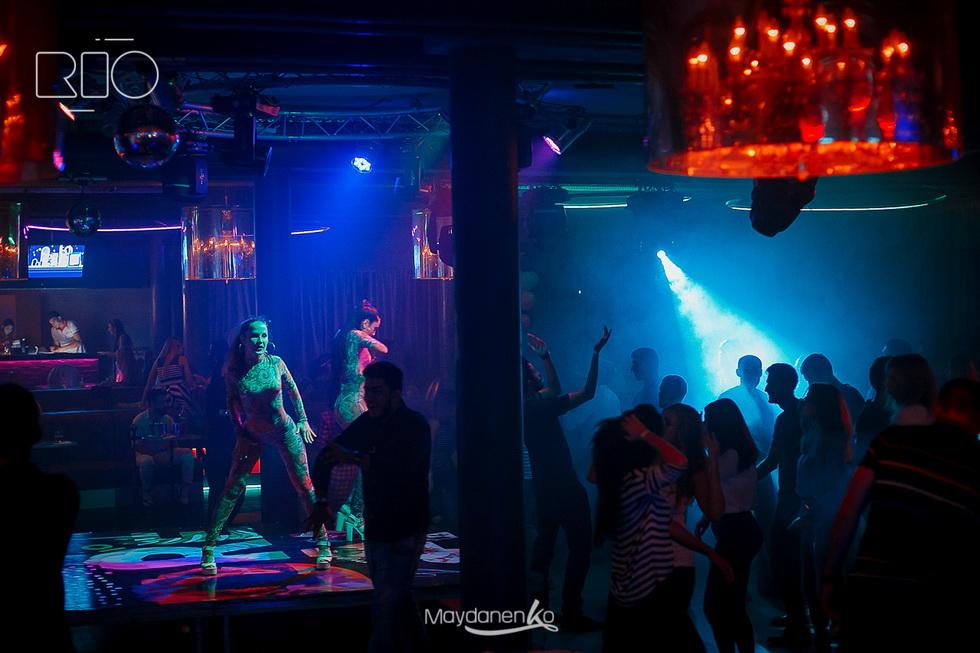 2 сентября в Rio Club