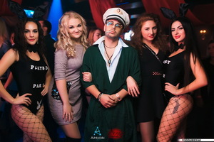 Play Boy Party в НК Париж 7 октября