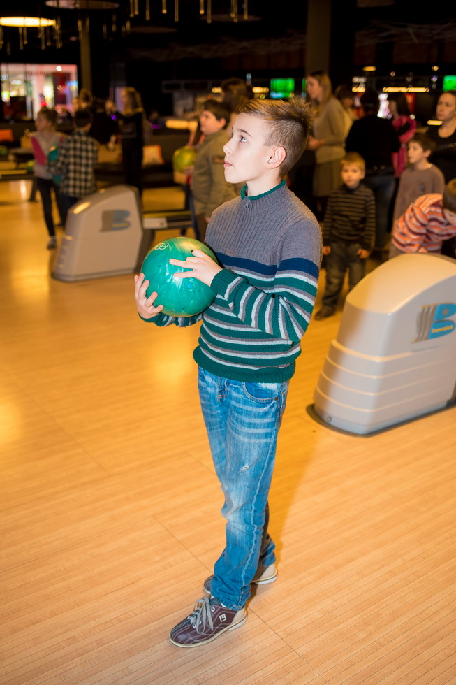 Детский турнир по боулингу 10.12.2017 в MADISON