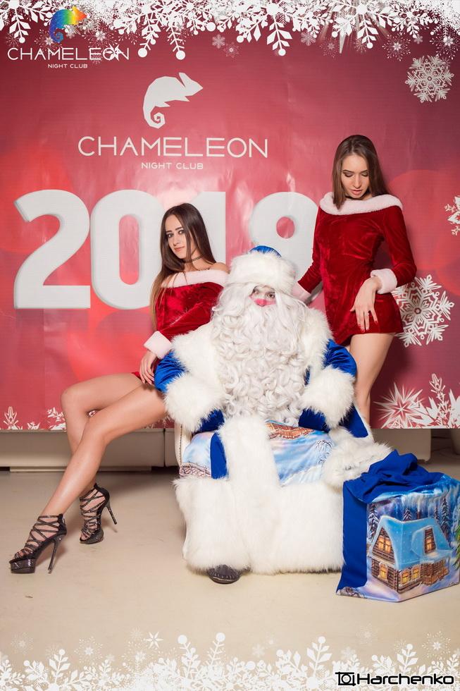 29-30 декабря Хамелеон