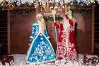 Новогодняя ночь в КБ Рикко
