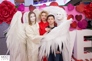 14 февраля в МОСТ-сити центр