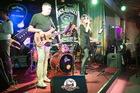 Группа Let's Groove Band & Ксения Бридж в Фаэтоне 10 марта