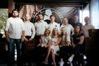 26 августа  - проект 13 шефов в лаундж-кафе «Черчилль Терраса»