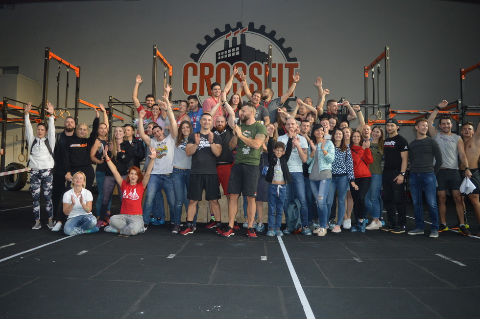 Crossfit for IT 2018