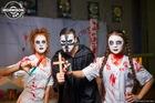 Halloween в Моррисон Бар 27 октября