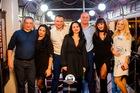 Группа Mazur Band & Ксения Бридж в Фаэтоне 27 октября