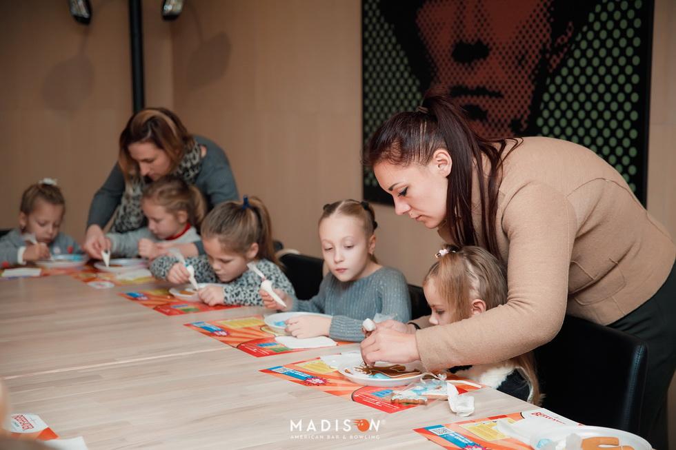 Детский мастер-класс 25 ноября