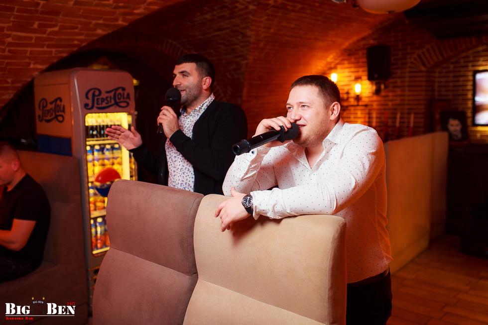 25 - 26 января 2019 big ben karaoke bar