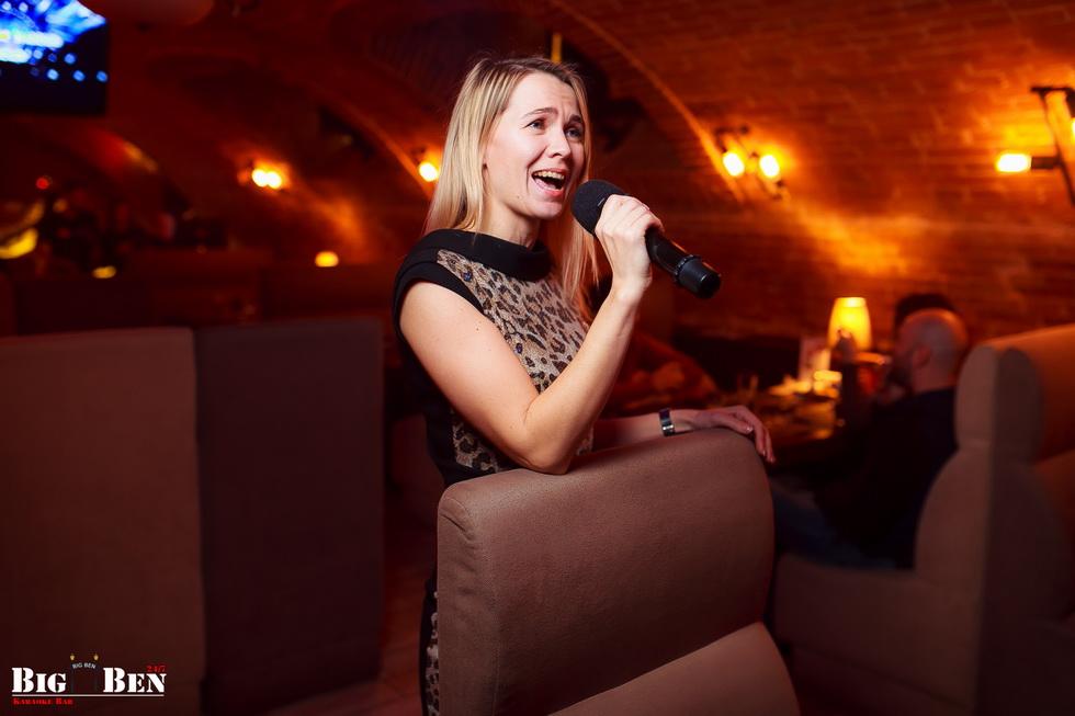 22 - 23 марта 2019, Big Ben Karaoke Bar