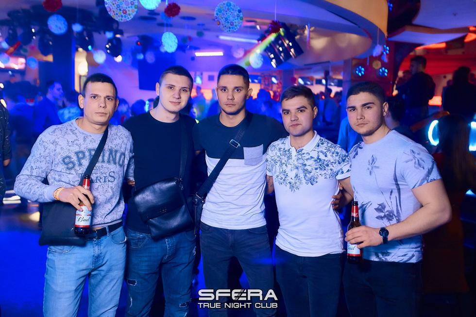23 марта в Sfera