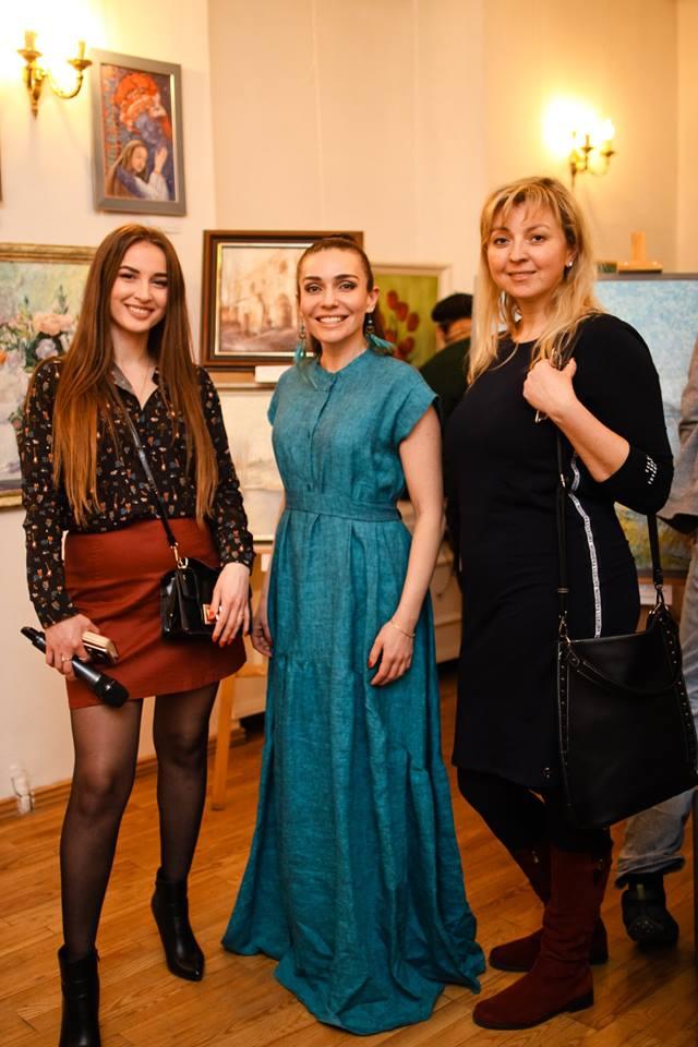 Творчої зустрічі з Аделіною Браганець