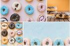 Пончики — рецепт из бездрожжевого теста