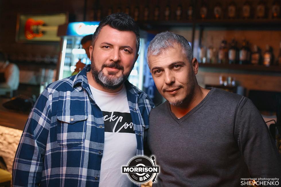 3 мая в Morrison Bar