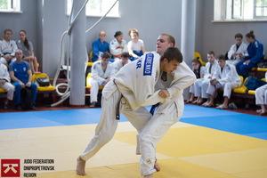 Кубок Днепропетровской области по дзюдо среди мужчин и женщин