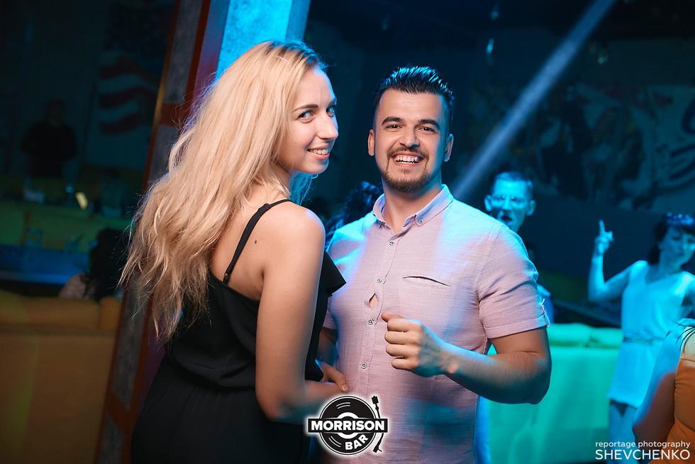 8 июня в Morrison Bar