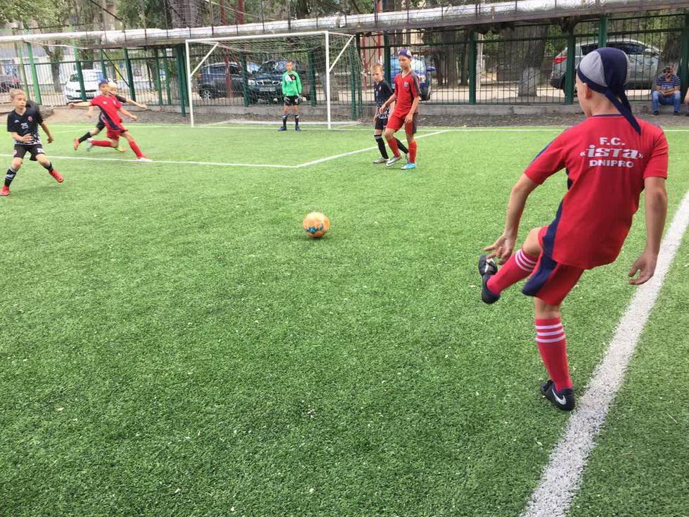 Турнир по мини-футболу среди детей
