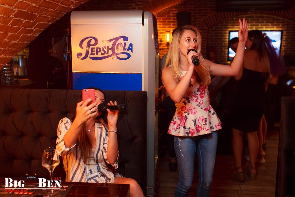 30-31 августа 2019, Big Ben Karaoke Bar