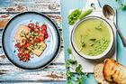 9 простых рецептов для тех, кто решил питаться правильно