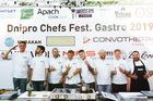 Dnipro Chefs Fest.Gastro / Шефы Днепра