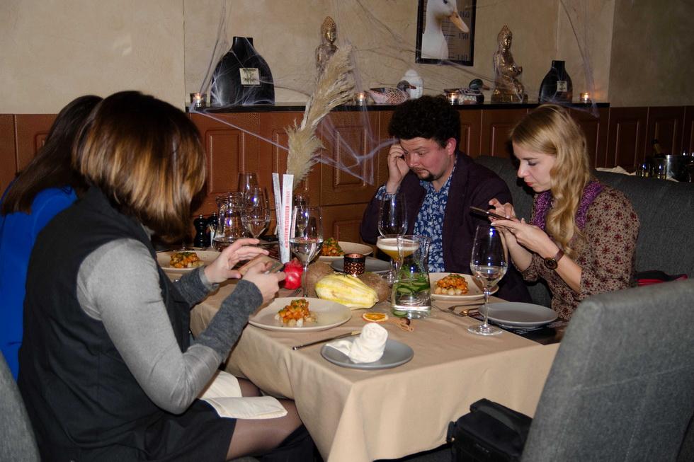 13 Шефов в Уткабаре 3 ноября