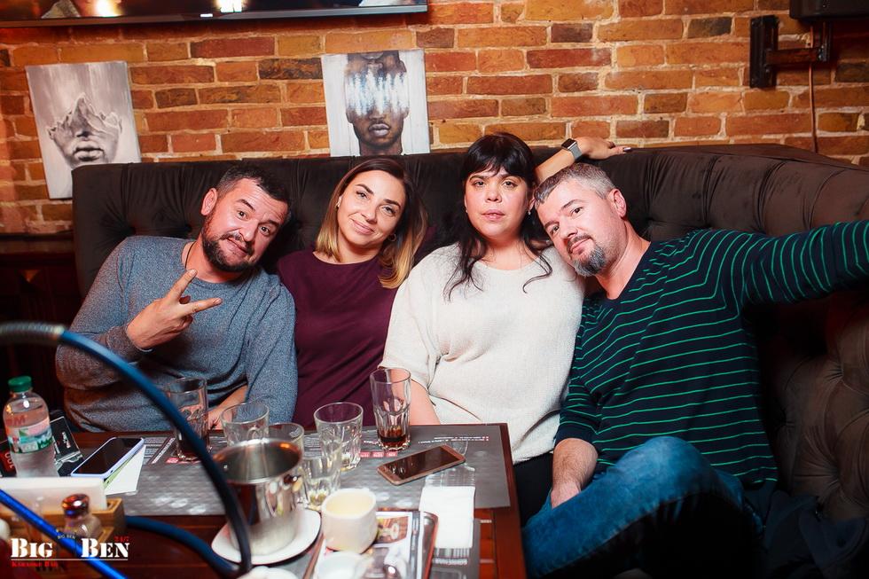 15-16 ноября 2019, Big Ben Karaoke Bar