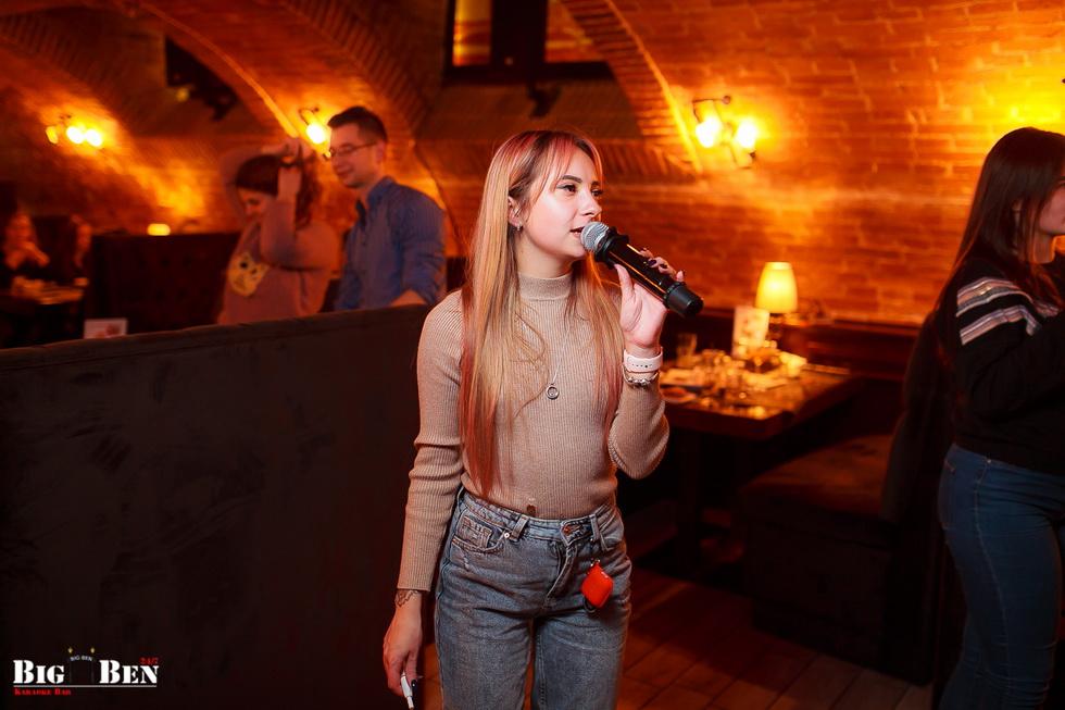 23-24 ноября 2019, Big Ben Karaoke Bar